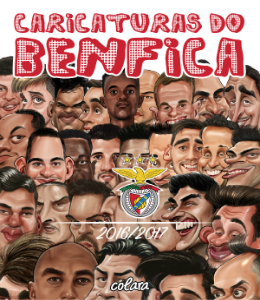 Caricaturas do Benfica - 2016/2017